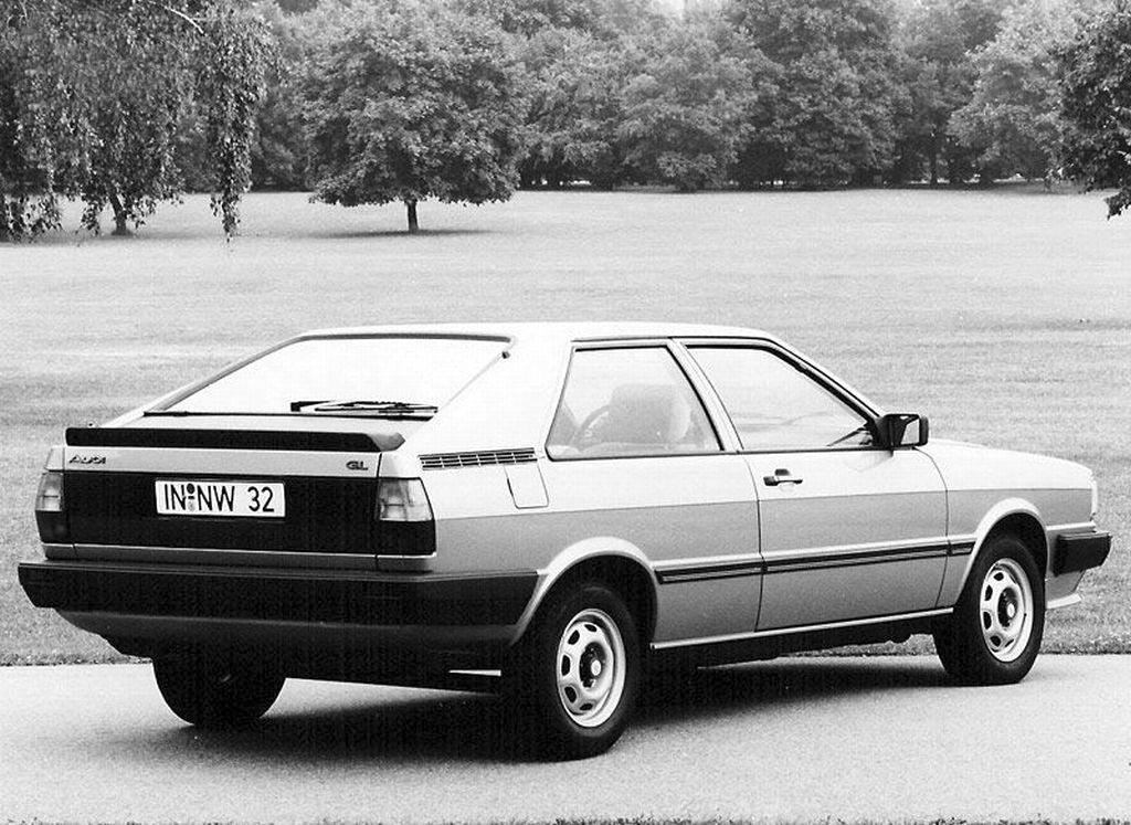'83 Audi Coupe GL