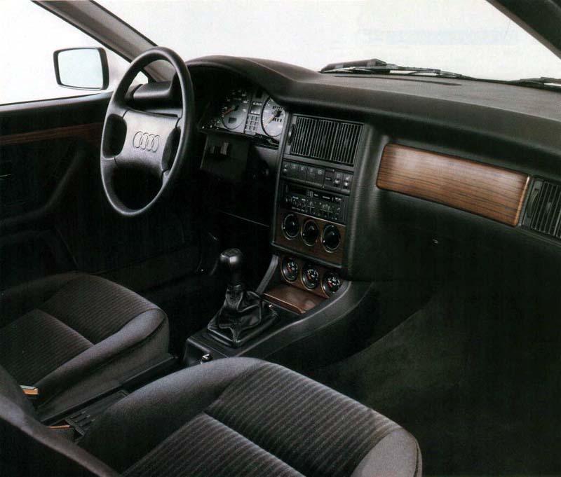 '88 Coupe - wnętrze pojazdu