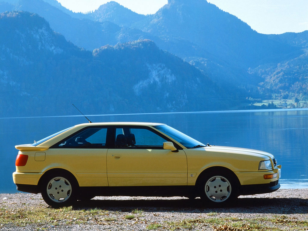 '92 Coupe quattro V6