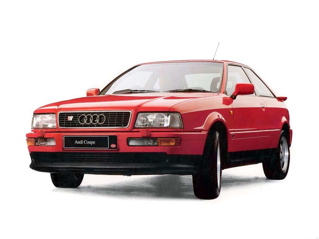 '91 Coupe S2 quattro