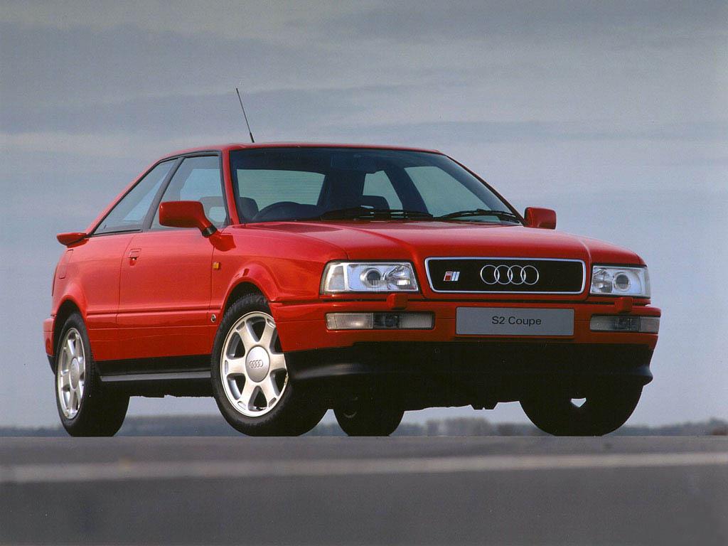 '94 Coupe S2 quattro
